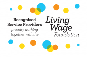 Living Wage Foundation - Recognised Service Provider